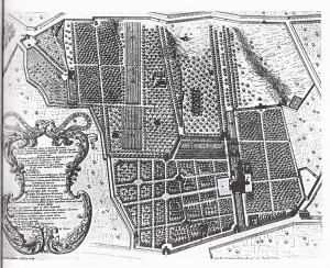 Tavola del 1667 di Simone Felice Delino
