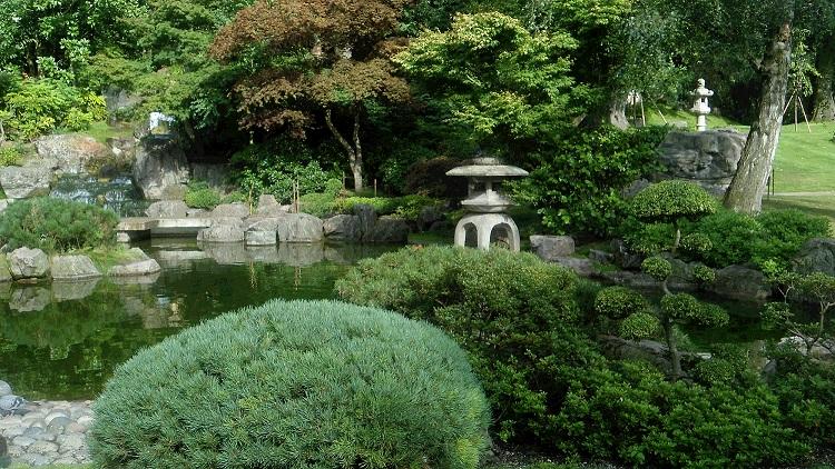 Il kyoto garden a Londra