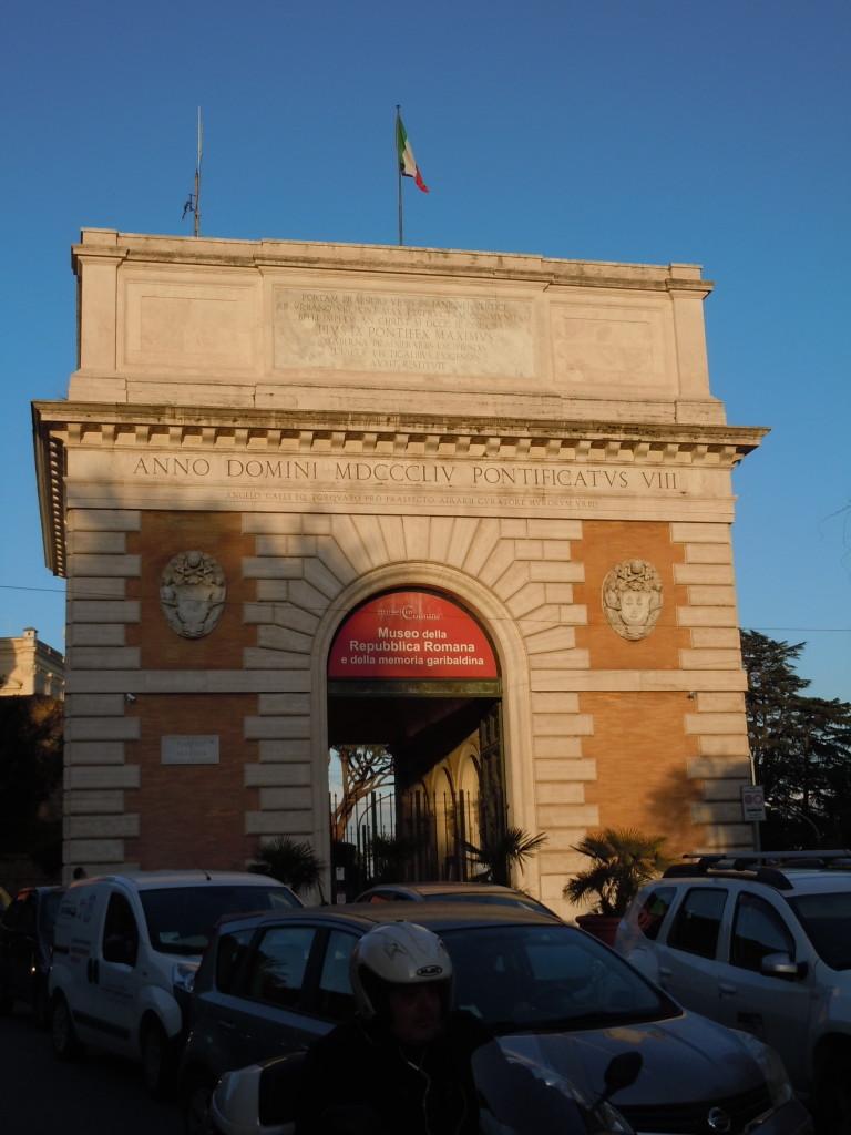 Porta S. Pancrazio
