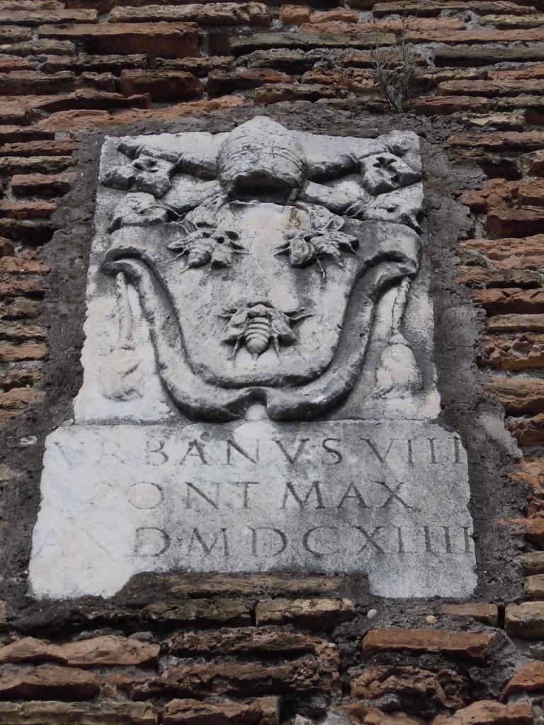 Viale Mura Aurelie