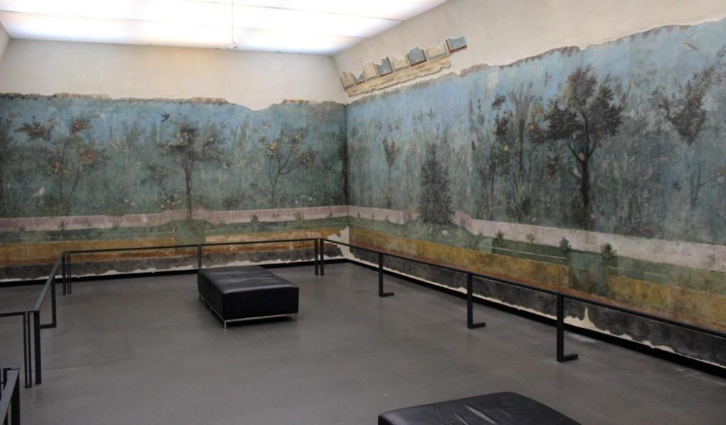 Giardino dipinto della Villa di Livia